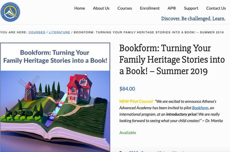 Bookform starts pilot in SF USA