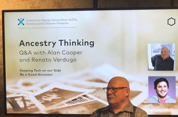 Alan Cooper on 'Ancestry Thinking': keeping tech on our side