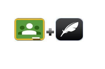 Google Classroom & Bookform Partner
